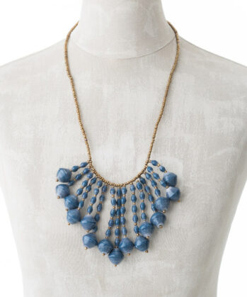 KALiARE-Kette Modell Mary in der Farbe Shabby-Blue